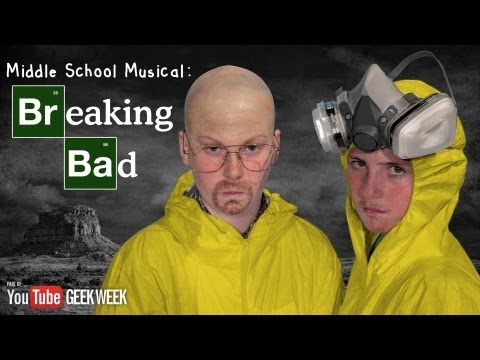 Watch 'Breaking Bad' reimagined as a middle school musical - Los Angeles Times