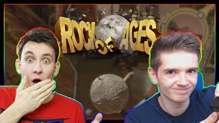 PRANK NA HOUSE!! ( ͡° ͜ʖ ͡°) - Rock of Ages #3