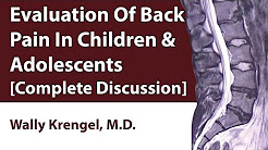 hqdefault - Back Pain In Children And Adolescents