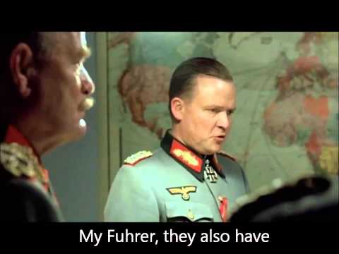 Hitler finds out about Google and the Attention Economy NET 205
