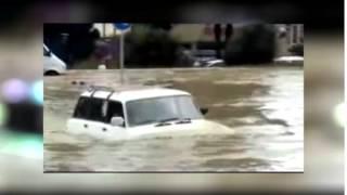 Отечественные автомобили могут плавать под водой...