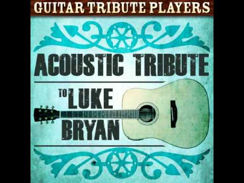 Kiss Tomorrow Goodbye - Luke Bryan Acoustic Tribute