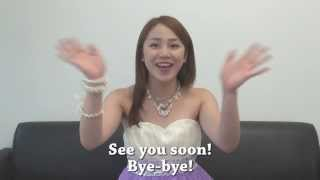You Kikkawa, Special Guest and Official Reporter at Japan Expo 1st Impact!