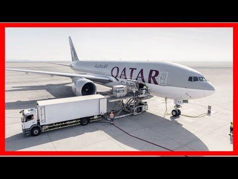 Breaking News | Qatar airways cargo adds helsinki to pharma network