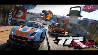 Table Top Racing: World Tour - Gameplay - Xbox One