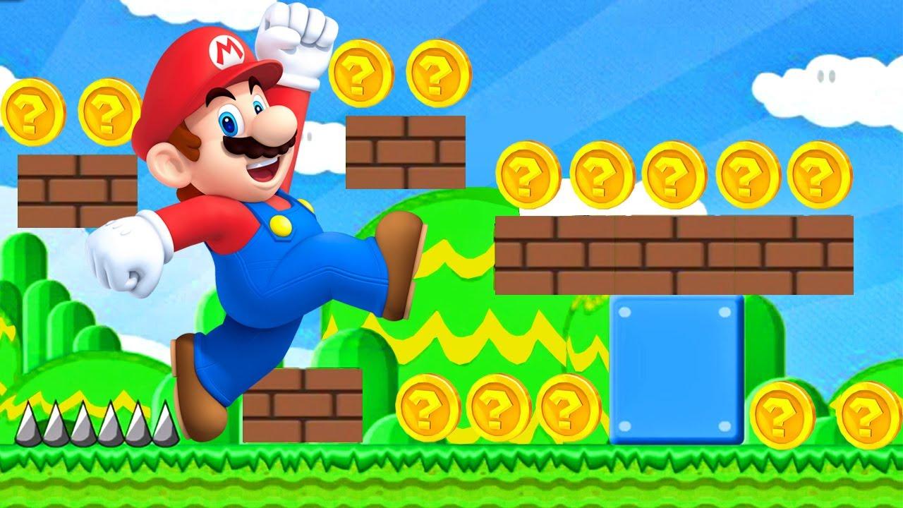 Mario New Adventure - Juegos Para Niños Pequeños - Aventuras Extremas de Mario