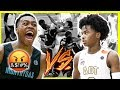 MOST HEATED GAME OF THE YEAR! Sharife Cooper Vs Scottie Barnes and #1 Player in The Country!