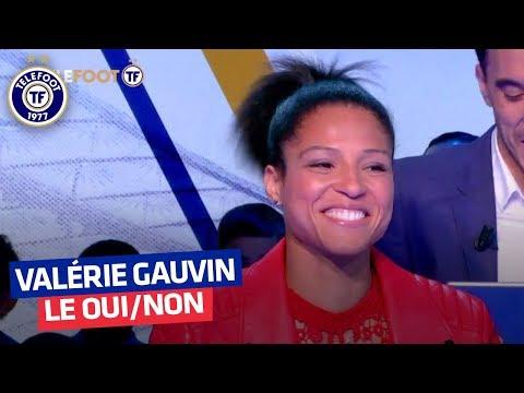 Le Oui/Non avec Valérie Gauvin (Equipe de France)