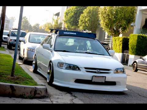 Z88films Slammed 6th Gen Accord Sedan Tribute Youtube