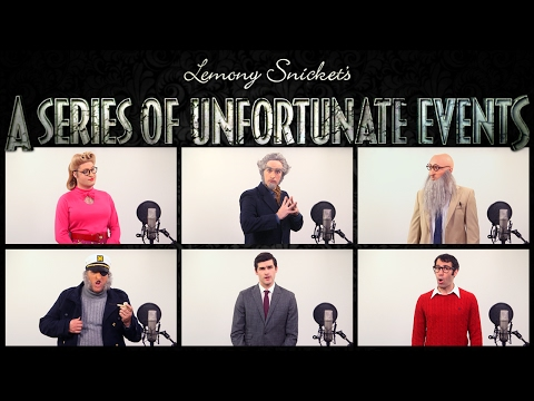 A Series of Unfortunate Events Acapella (ft. MatPat)