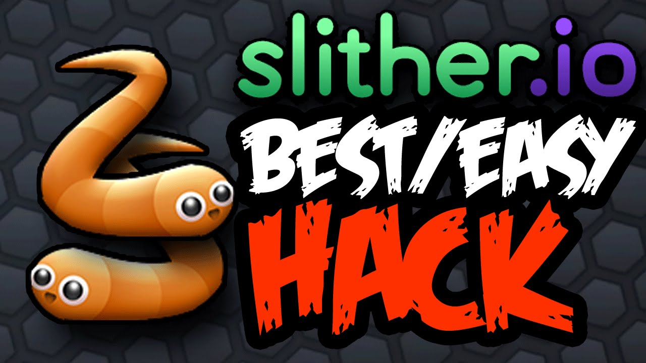 Slither Io Easy Hack Youtube