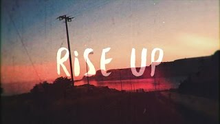 Thomas Jack & Jasmine Thompson - Rise Up (Lyric Video)