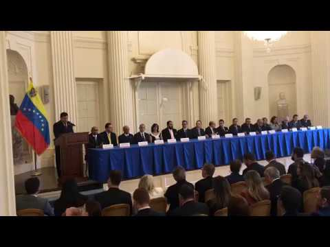 Tribunal Supremo de Justicia Vzlano en OEA