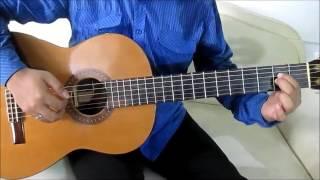 Belajar Kunci Gitar Tulus Pamit Intro
