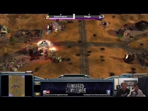 Rage vs Dominator - 1v1 Premiere League Series