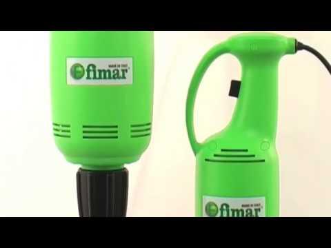 Професионален ръчен миксер-пасатор Fimar Spa