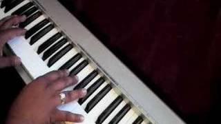 Falling In Love With Jesus - Kirk Whalum - Piano Tutorial