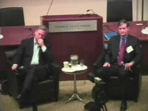 Eric Schmidt, Princeton Colloquium on Public & Int'l Affairs