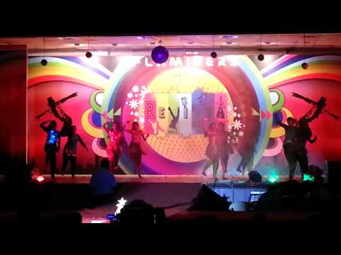 Indian group dance by 2k11