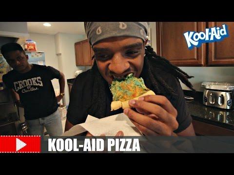 KOOL-AID PIZZA TASTE TEST !!!