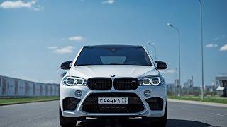 Тест BMW X5M (F85). Смачный выхлоп