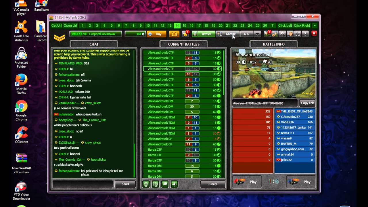 my tanki hack not working with cheat engine:D ...