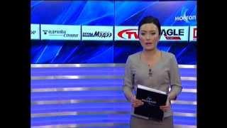 Ganbaatar  Mongol TV  Medee