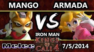 KoC 4 - Armada Vs. Mango Iron Man! 5 characters