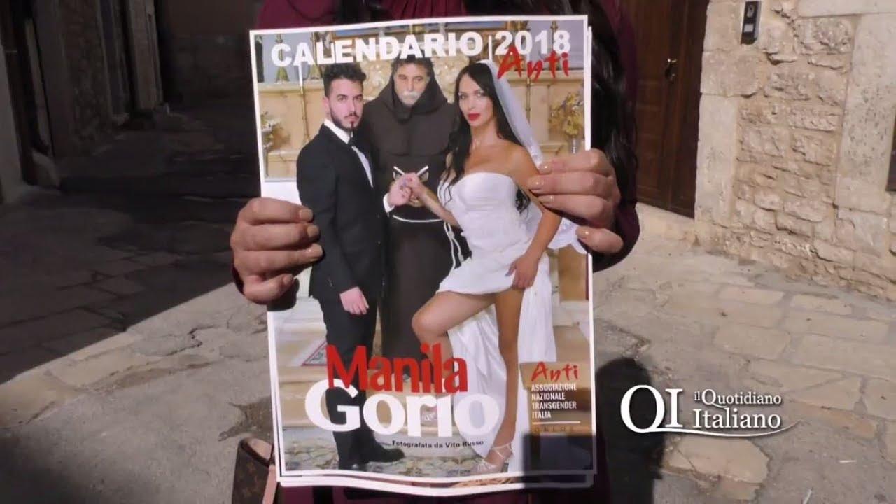 Manila Gorio Calendario.Calendario Trans Nella Chiesa Di Acquaviva Manila Gorio Incrontra I Fedeli