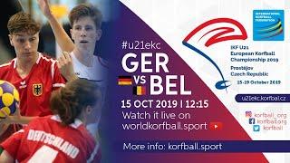 IKF U21 EKC 2019 GER - BEL