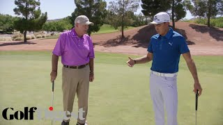 Rickie Fowler on How To Sink the Must-Make 4-Foot Putt | Golf Lessons | Golf Digest