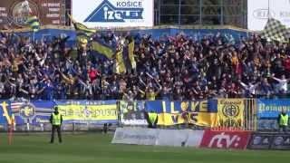 MFK Košice - Slovan Bratislava, 19.4.2014