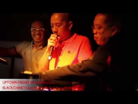 BLACK CHINEY in TOKYO -UPTOWN FRIDAY 8th Anniversary- 2nd May 2014