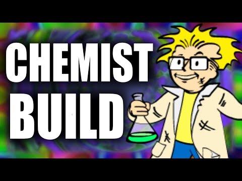 Fallout 4 Builds - The Chemist - Chem Dealer Build