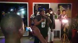 vuclip Peewi Best Rapper en Showcase au Vip Diesel ToGo Hip Hop Music &
