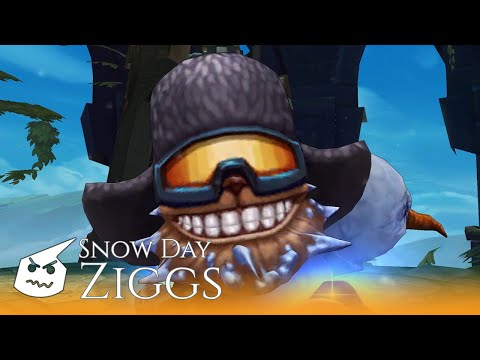 Snow Day Ziggs.face