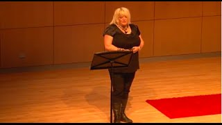 Repeat youtube video Living Fearlessly and the Power to Make a Difference | Kris Dreessen | TEDxSUNYGeneseo