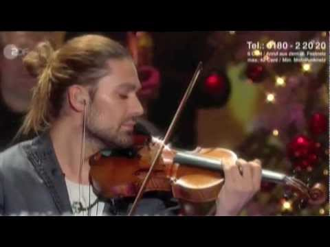 "DAVID GARRETT - ""Ode To Joy"" (Beethoven)"