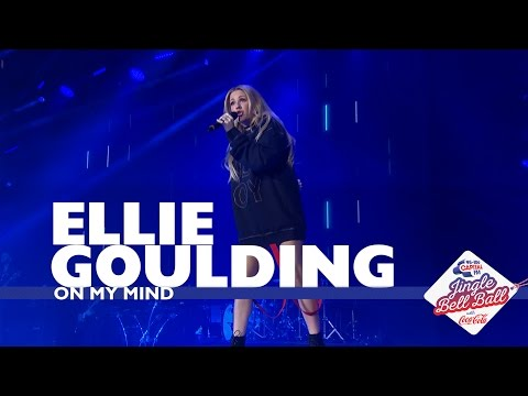 Ellie Goulding - 'On My Mind' (Live At Capital's Jingle Bell Ball 2016)