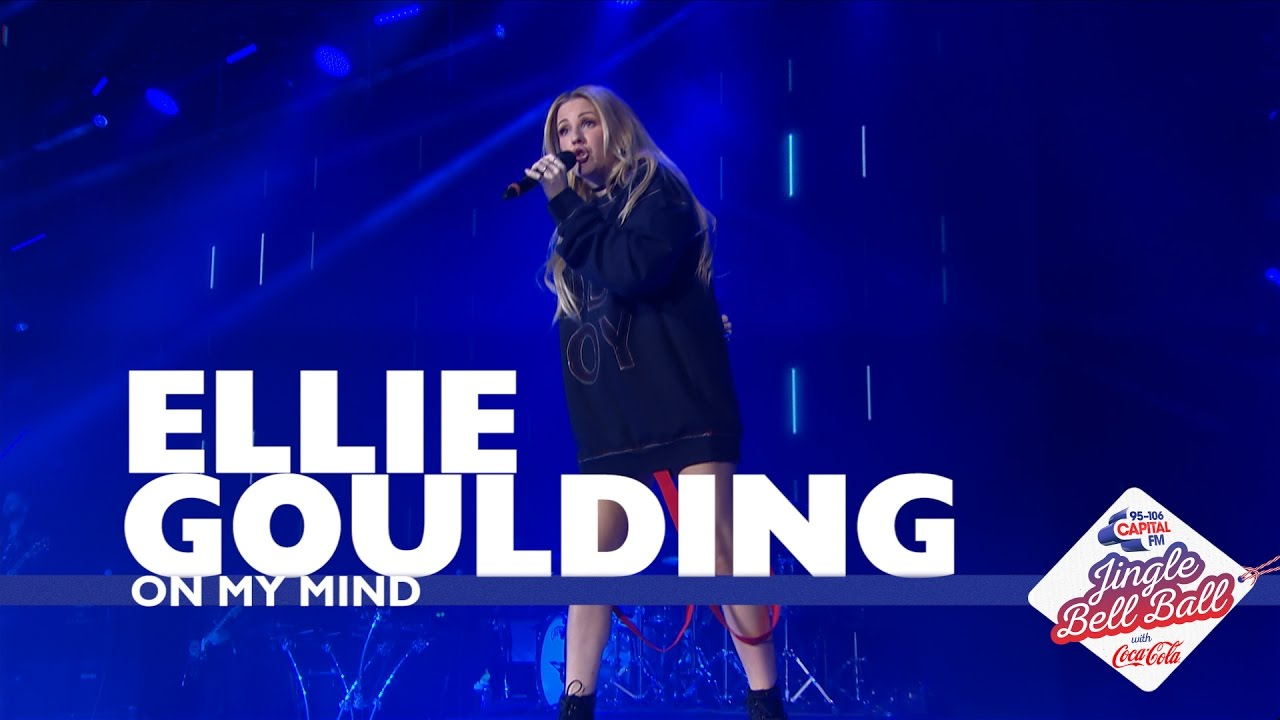 Ellie Goulding On My Mind Live At Capital S Jingle Bell Ball 2016