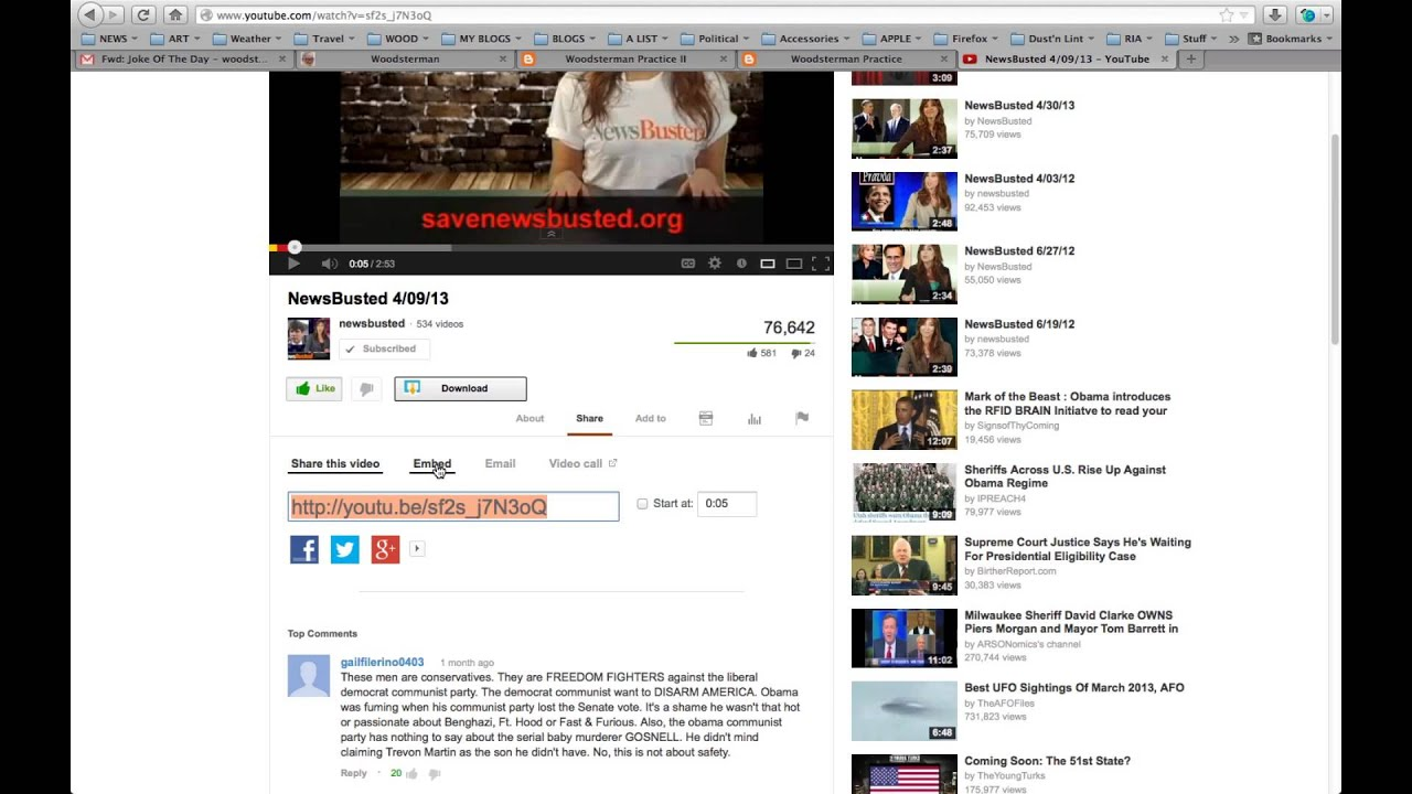 Embedding A Video From Youtube To Blogger Youtube A patriotic, dirty old man. youtube