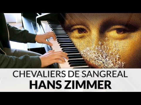 Hans Zimmer - Chevaliers de Sangreal (The Da Vinci Code Soundtrack) | Piano Cover