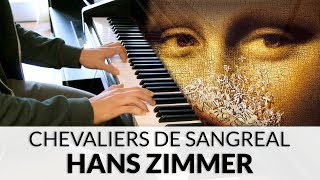 Скачать The Da Vinci Code Chevaliers De Sangreal Hans Zimmer Piano Cover