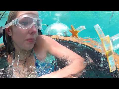 Helen Flanagan Attempts Come Dive With Me | I'm A Celebrity...Get Me Out Of Here!