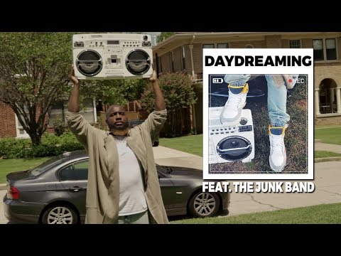 """Sean C. Johnson - """"Daydreaming"""" (Official Video) ft. The Junk Band"""