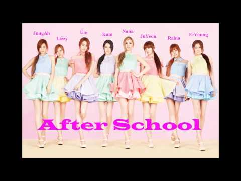 After School - Slow Love (Inst.)