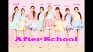 After School - Slow Love (Inst.)
