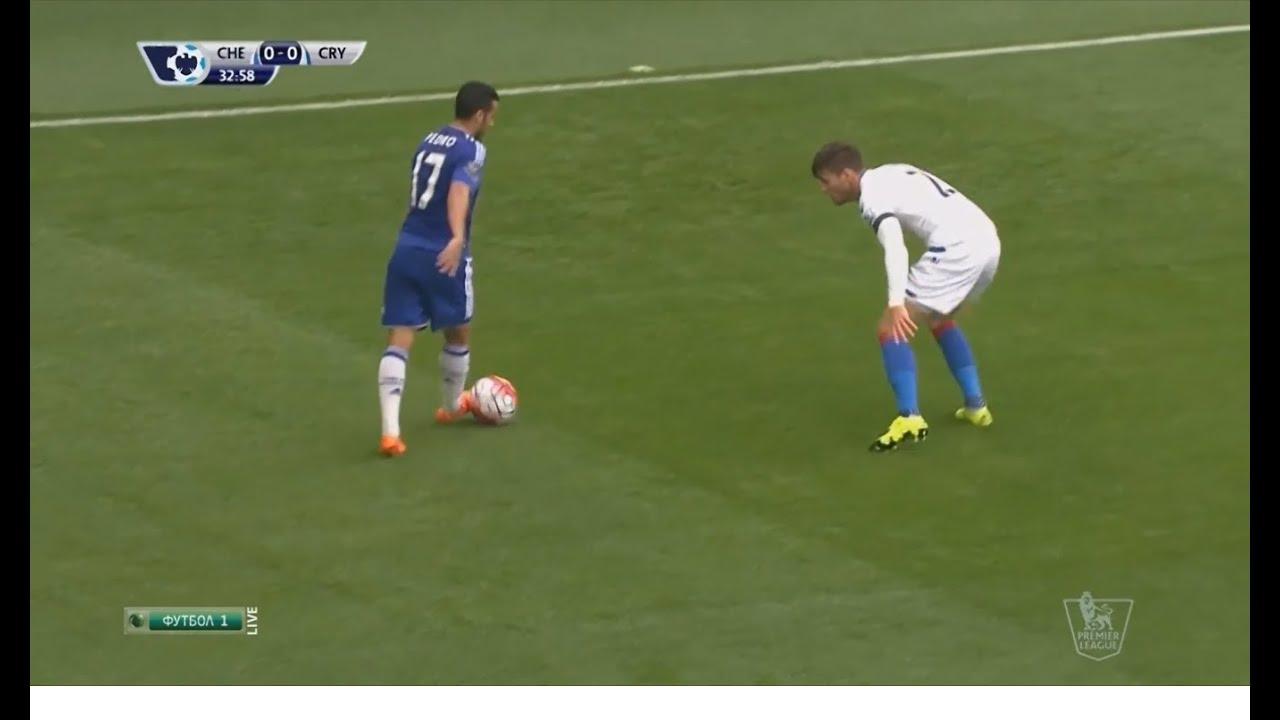 Download Pedro Rodriguez vs Crystal Palace (Home) 15/16 720p HD