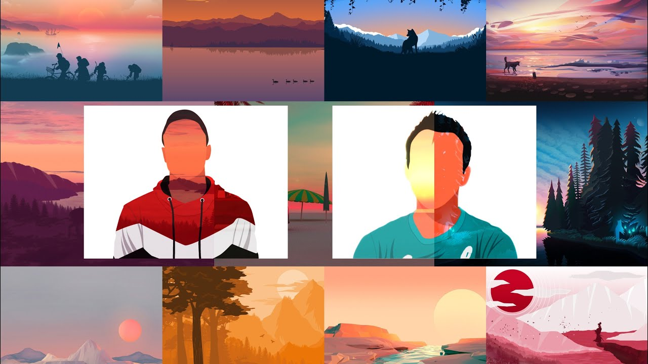 Hd Pc Wallpapers Of Mkbhd Dave2d Minimalist Wallpapers For Pc Laptop Youtube