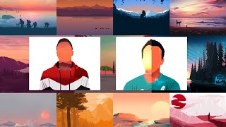 Hd Pc Wallpapers Of Mkbhd & Dave2d (minimalist Wallpapers For Pc & Laptop)